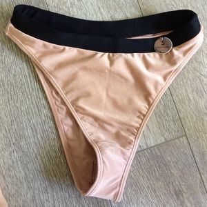 High waisted bottoms NWT
